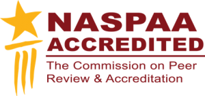 NASPAA Accredited MPA Programs